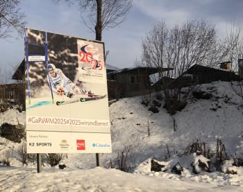 Das Rennen um die Ski-WM 2025 verlor Garmisch-Partenkirchen gegen Saalbach.