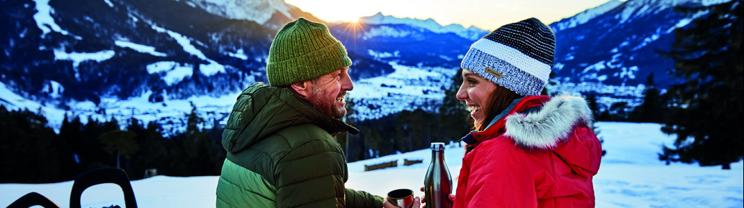 Spaß, Action und Natur pur - Das ist Winter in Garmisch-Partenkirchen!