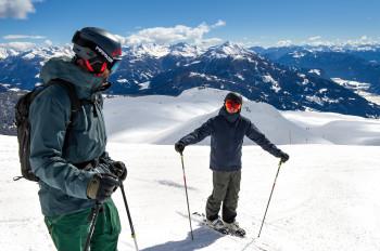 In den Lienzer Dolomiten erwarten dich sonnige Pisten.