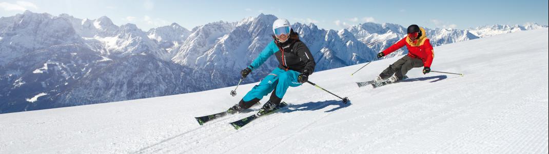Zum Frühlingsskilauf in Osttirol warten genussvolle Events.