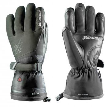 Wunderbar warme Hände dank des beheizten Handschuh-Modells Heat.ZX 3.0 DA von Zanier für Damen