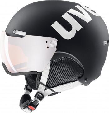 Der Hartschalen-Visierhelm uvex hlmt 500 visor sorgt für ein extra weites Sichtfeld