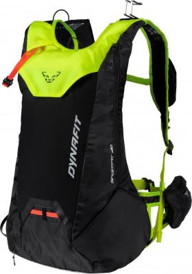Der Dynafit Speedfit 20 verfügt über ein integriertes Licht für abendliche Skitouren