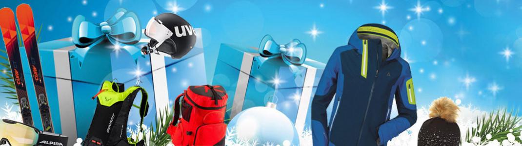 Die besten Geschenke für Skifahrer!