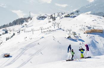 So sah es bisher aus: Mit dem Sessellift Breiteben kamen die Wintersportler zur Gitschhütte. An dieser Stelle wird nun der neue Ski Express gebaut.