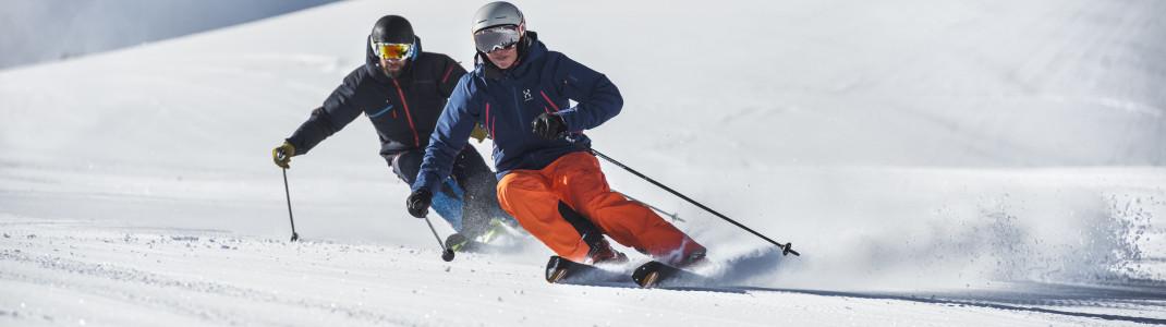 Am Stubaier Gletscher ist die Skisaison bereits am 13. September gestartet.