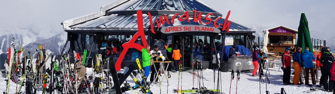 Après ski will not take place in its previous form this winter.