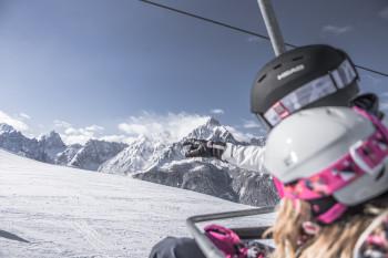 Am Skiberg Helm erwartet dich ein neuer Sessellift.