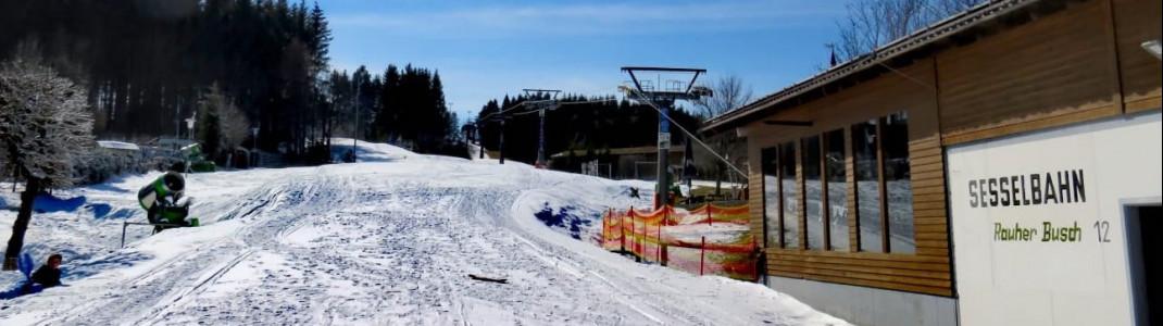 Ab Dienstag, 9. März, sind die ersten Skilifte in Winterberg wieder geöffnet.