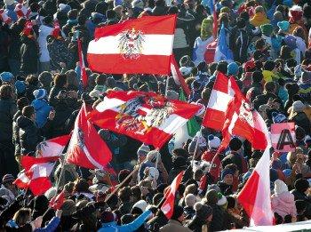 Der rot-weiß-rote Feiermarathon in Kitzbühel beginnt mit dem Super-G am Freitag.