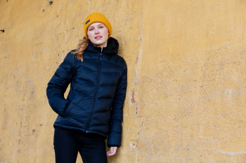 Halti's offer includes outdoor clothing for every season.