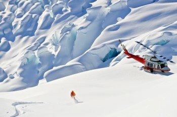 Canadian Mountain Holidays (CMH) sorgt für einzigartige Heliskiing-Erlebnisse in Kanada
