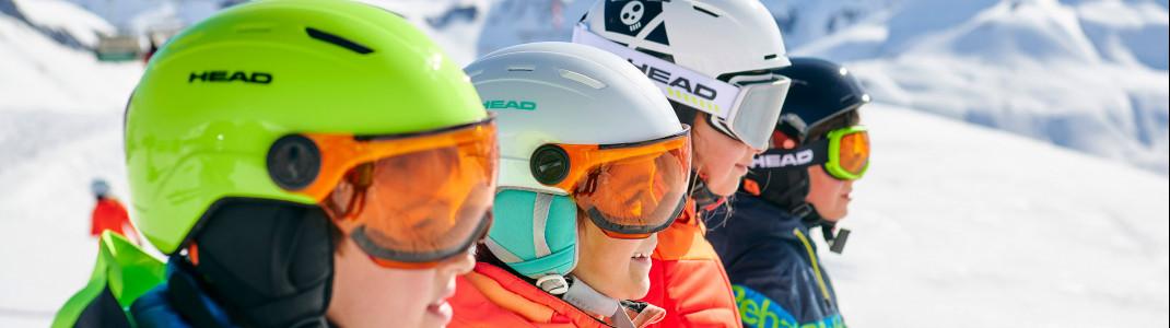Die Skihelmpflicht gilt bisher in allen Ländern ausschließlich für Kinder.