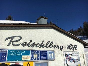 Stammt noch aus den 1960er Jahren: der alte Reischlberg-Lift.