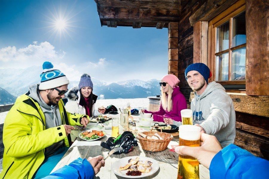hochgenuss im salzburgerland skigebiete test magazin. Black Bedroom Furniture Sets. Home Design Ideas