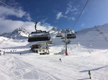 Saisonende: Seit 14. März ist das Skigebiet in Ischgl geschlossen.