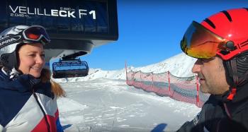 Da war die Welt in Ischgl noch in Ordnung: Günther Zangerl Anfang Dezember 2019 im Interview mit Skigebiete-Test.