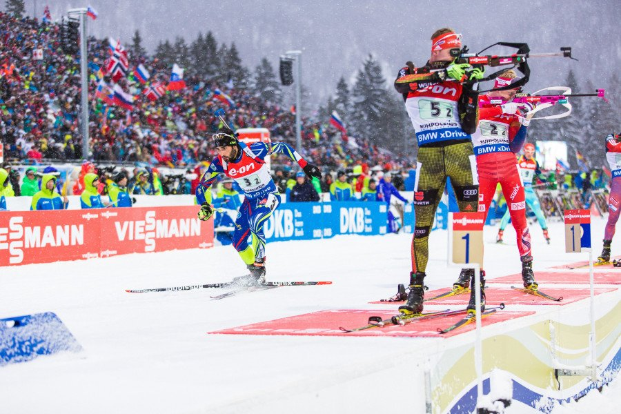 Biathlon World Cup 2018 Schedule