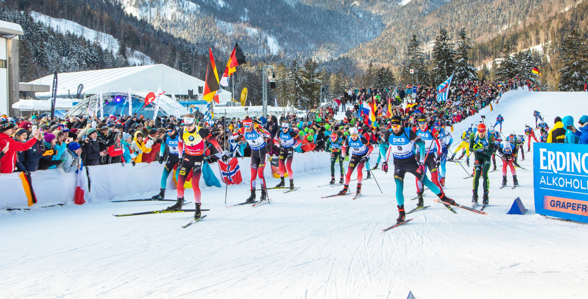 Formen Magazine Calendario 2020.Ibu World Cup Biathlon 2019 2020 Schedule Dates And Venues