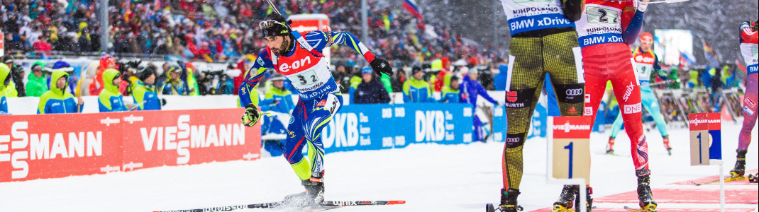 Martin Fourcade is one of the hot favourites also for 2018/19.