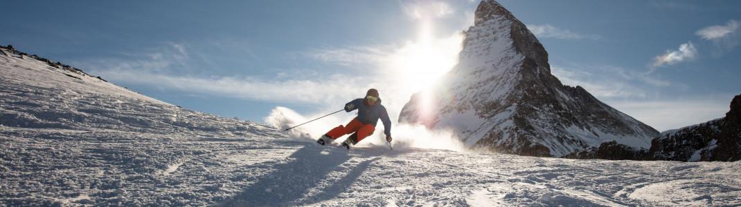 Der Ikon Pass ist ab 2019/20 auch in Zermatt gültig.