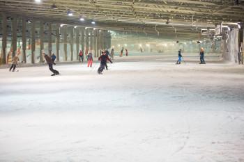 Die SnowWorld Landgraaf ist die größte und bekannteste Skihalle der Niederlande.