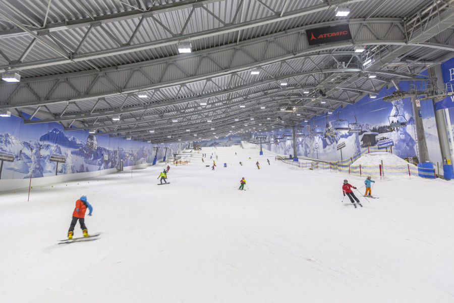 Indoor ski centres in Germany and the Netherlands • Snow-Online Magazine