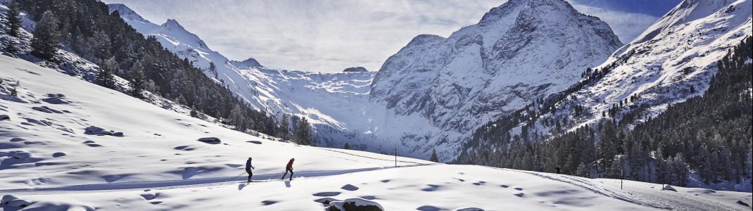 Mit der Welcome Card Winter ergeben sich rund um Innsbruck zahlreiche Freizeitmöglichkeiten.