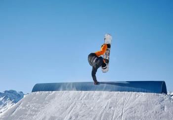 Alle Bereiche des Ischgl Snowpark sind ab dem ersten Saisontag geöffnet.
