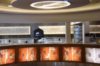 Das Restaurant Alp Trida ist umfassend modernisiert.