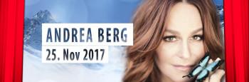 """Andrea Berg kommt am 25. November 2017 zum """"Top of the Mountain Opening Concert"""" nach Ischgl."""
