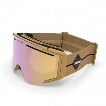 Die Skibrille Östra Premium wird besonders umweltfreundlich produziert.