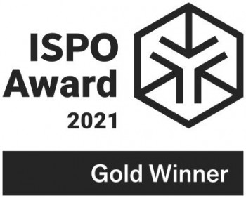 The best products are honored with the ISPO Award Gold Winner.