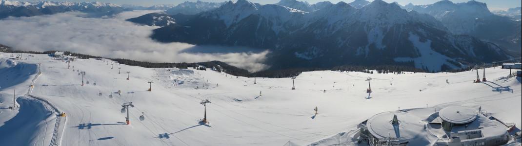 Ab 18. Januar dürfen die Skigebiete in Italien wieder öffnen.