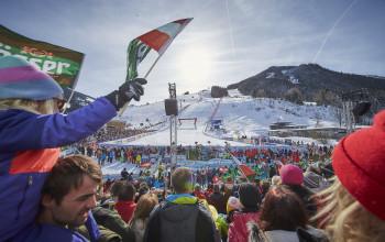 Im Februar 2020 wurden in Saalbach die abgesagten China-Rennen ausgetragen.