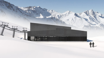 Die neue Weißseejochbahn soll im Winter 2021/2022 eröffnet werden.
