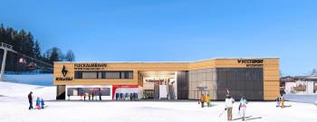 Für die Fleckalmbahn Neu werden 27,5 Mio. Euro investiert.