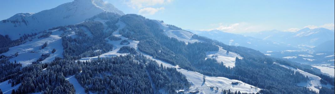 Ein Zusammenschluss der beiden Skigebiete am Kitzbüheler Horn ist laut Aussage der Betreiber kein Thema.
