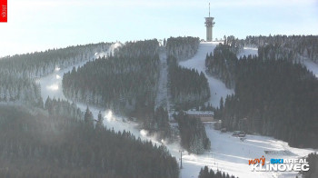 Am 1. Dezember ist Klínovec in die Skisaison 2018/19 gestartet.
