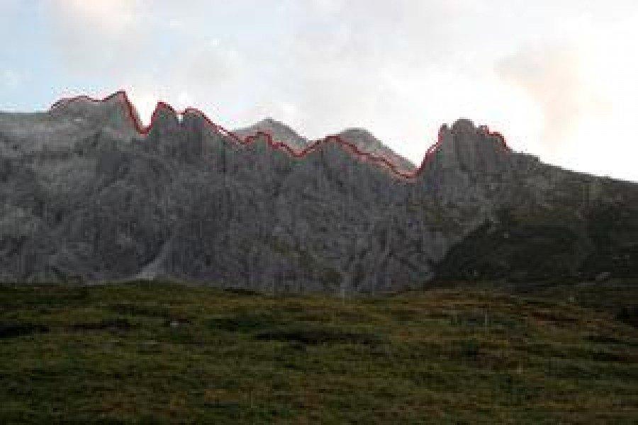 Klettersteig Königsjodler : Königsjodler klettersteig u2022 skigebiete test magazin