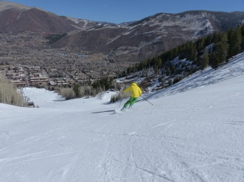 The world's most expensive ski resort: Aspen Snowmass.
