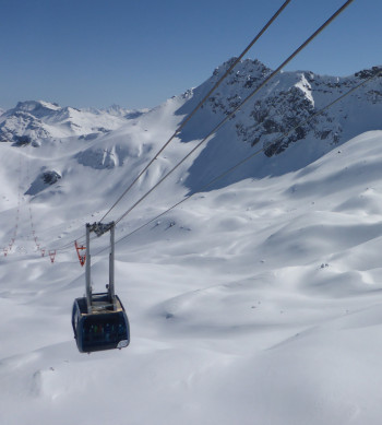 A single-day lift ticket at Lenzerheide costs 75 Swiss Francs in the 2017-2018 winter season.