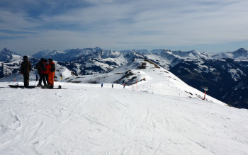 Skiing in Austria continues to be most expensive in Kitzbühel.