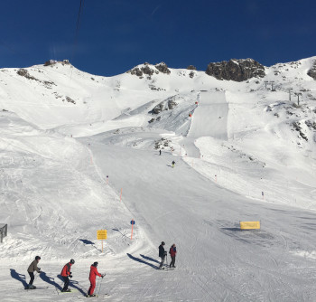 That's news: Nebelhorn ranks among the most expensive German ski resorts.