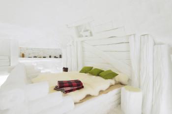 Romantischer als in einem der beiden Snow Chalets in Livigno kann eine gemeinsame Nacht kaum sein.