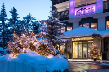 Luxus pur erwartet Gäste im Hotel Lac Salin SPA & Mountain Resort ****S