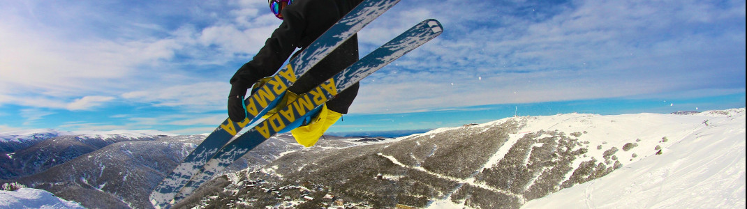 Falls Creek is one of the largest ski areas in Australia.