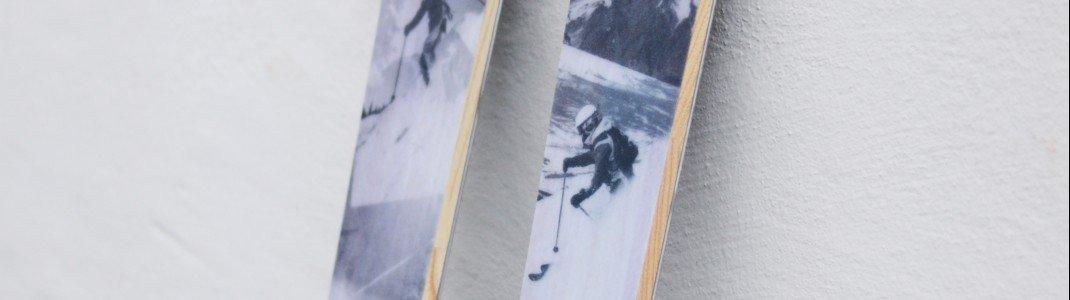 Wir haben uns für einen Allmountain-Ski entschieden.
