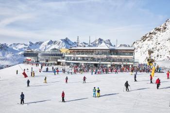 In den Bergrestaurants wird die Gästezahl limitiert.
