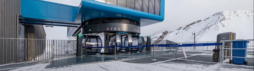 Die neue Kummebahn ist die erste ihrer Art in der Schweiz.